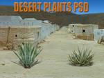 Desert Plants PSD