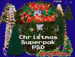 Christmas Megapak PSD