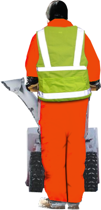 snow removal must