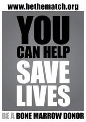 HELP SAVE LIVES! Bone Marrow Donor (USA)