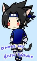 Flash-Dress up chibi Sasuke by ttwldnjs