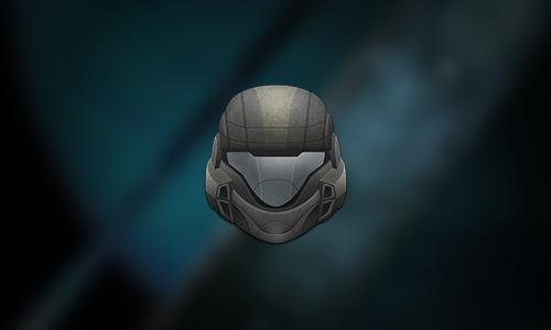 ODST helmet icon by AdrianFahrbach