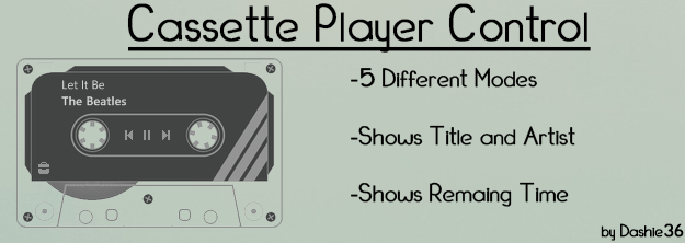 Casette Player 1.1 by Dashie36