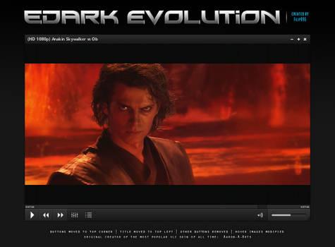 eDark - Evolution (VLC Skin) by FilipB96
