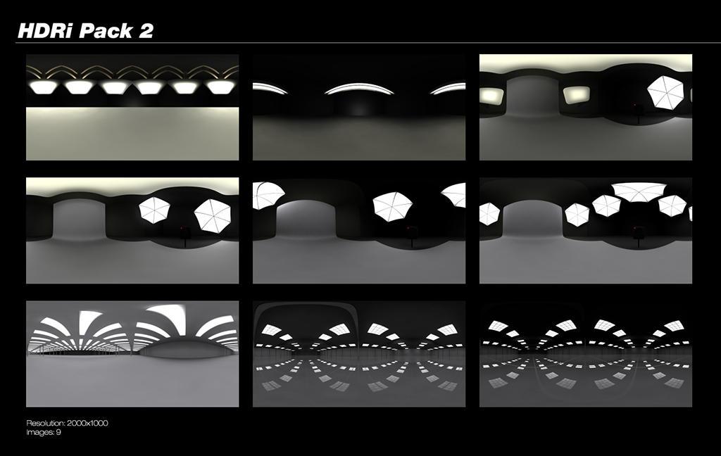 [Cinema4D] HDRI Pack 2 HDRi_Pack_2_by_zbyg