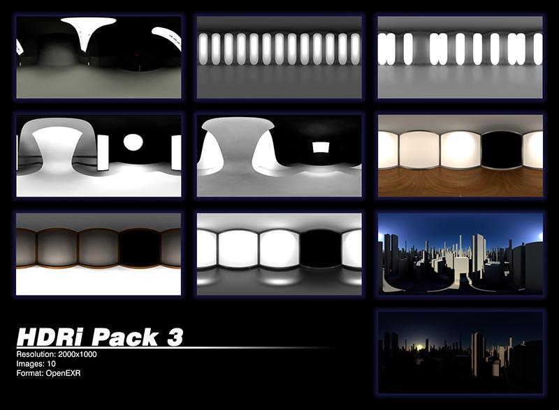 [Cinema4D] HDRI Pack3 HDRi_Pack_3_by_zbyg