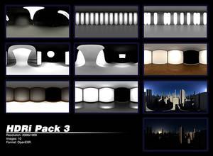 HDRi Pack 3