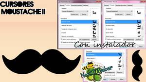 Cursores Moustache II