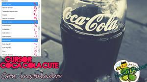 Coca-Cola Cute Cursors