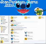 IconPackager Theme: Stitch