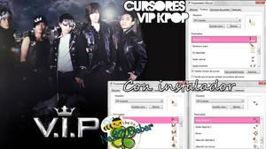 VIP cursores (K-Pop)