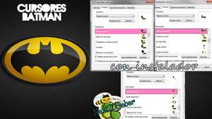 Batman Cursors