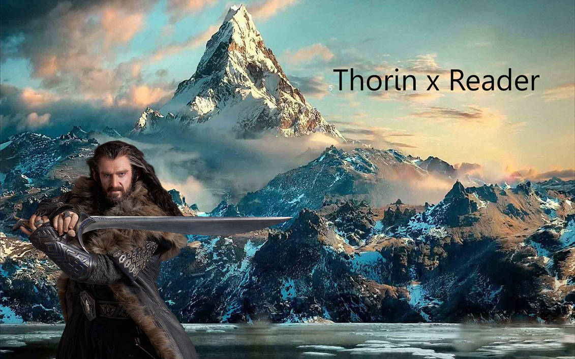 Thorin x Reader: Chapter 1 by captainamelialover on DeviantArt