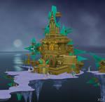 Castle Oblivion for XNALara