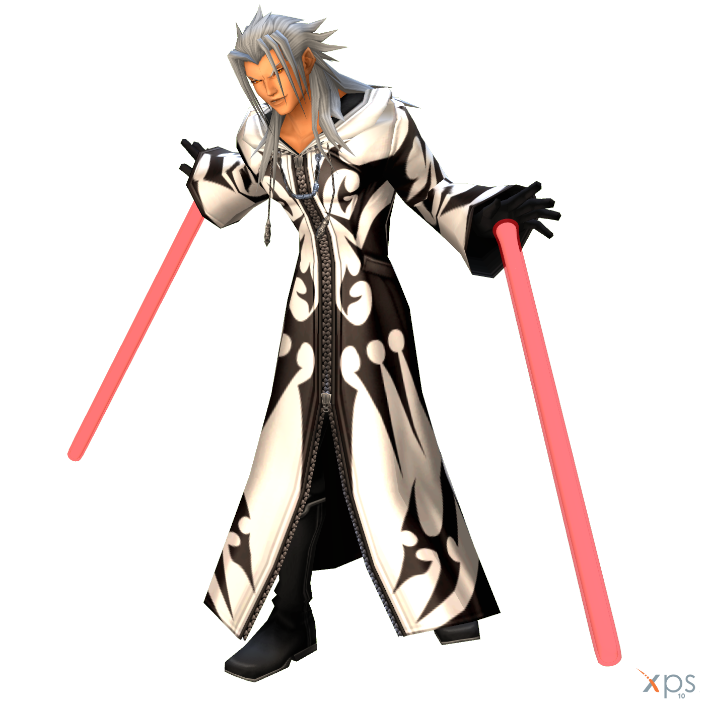 Xemnas Final with Ethereal Blades for XPS by LexaKiness on ...