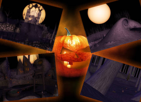 Halloween Town [XPS]