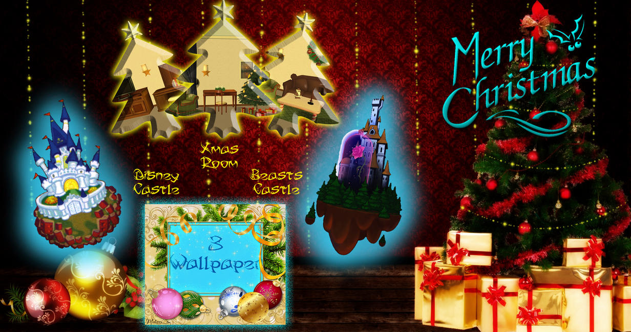 Advent Calendar Live Wallpaper : Stages and wallpaper advent calendar by lexakiness