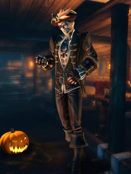 Xigbar Pirate - Halloween [XPS]