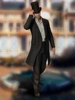 Sherlock Unbuttoned Suit [XPS]