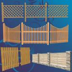 Fences [XPS]