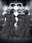 Organization XIII Coats - Female [XPS]