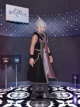 Young Xehanort - Kingdom Hearts III - [XPS]
