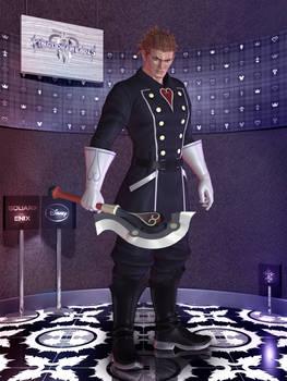 Aeleus - Kingdom Hearts III - [XPS]