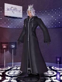 Terra Org. XIII - Kingdom Hearts III - [XPS]