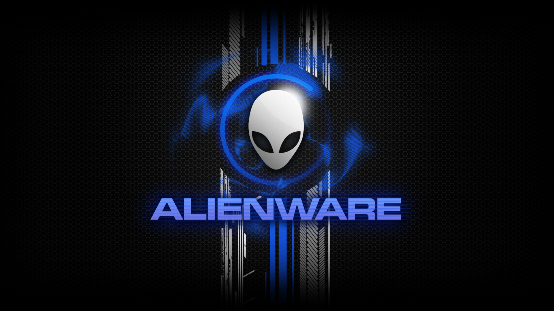 Alienware Blue by CodenameOXIDE
