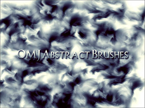 OMJ Abstract Brushes