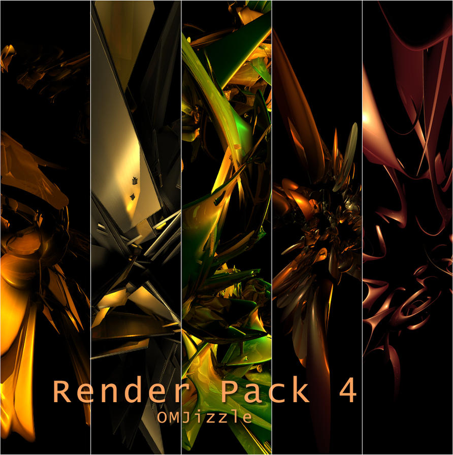 Render Pack 4 by OldManJames