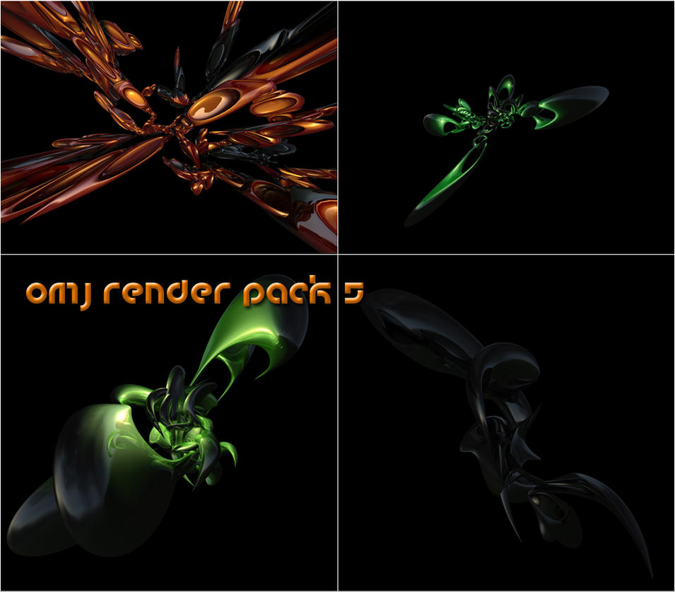 OMJ Render Pack 5 by OldManJames