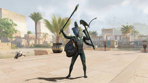 Egyptian Gear Bundle FREEBIE for Daz Studio