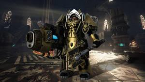 Deathwing Terminator Chaplain DAZ FREEBIE DL