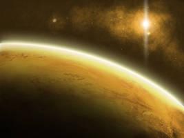 Space art resource .psd by matiiii