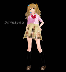 TDA Yuzu Aihara Download by HatsuneDKaname