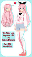 TDA Retro Luka Megurine + DL