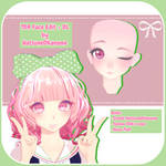 TDA Face Edit by HatsuneDKaname + DL