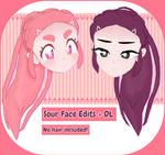 Sour Face Edits + DL