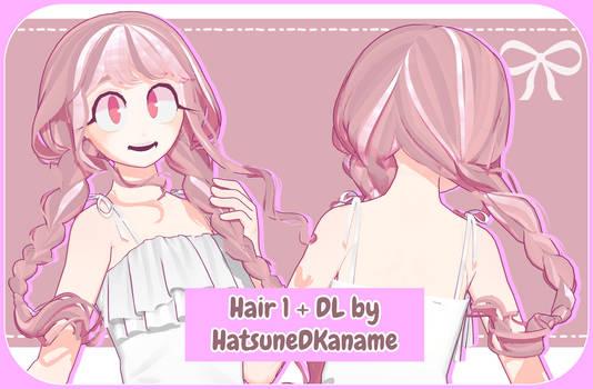 Hair 1 + DL