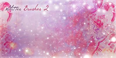 Glitter Brushes - Set 2 by KuroTennyo