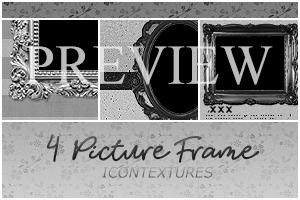 4 Frame Icontextures by KuroTennyo