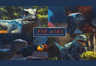 PSD Coloring #183 by KuroTennyo
