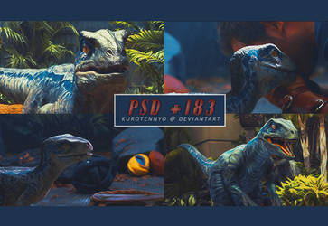 PSD Coloring #183 by Legilia