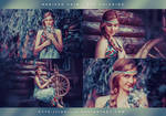 Braided Hair| PSD Coloring #48
