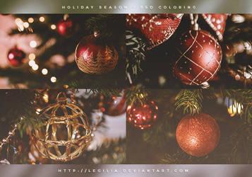 Holiday Season   PSD Coloring #68