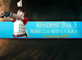 XPS - RE5 - Rebecca Red S.T.A.R.S (DL)
