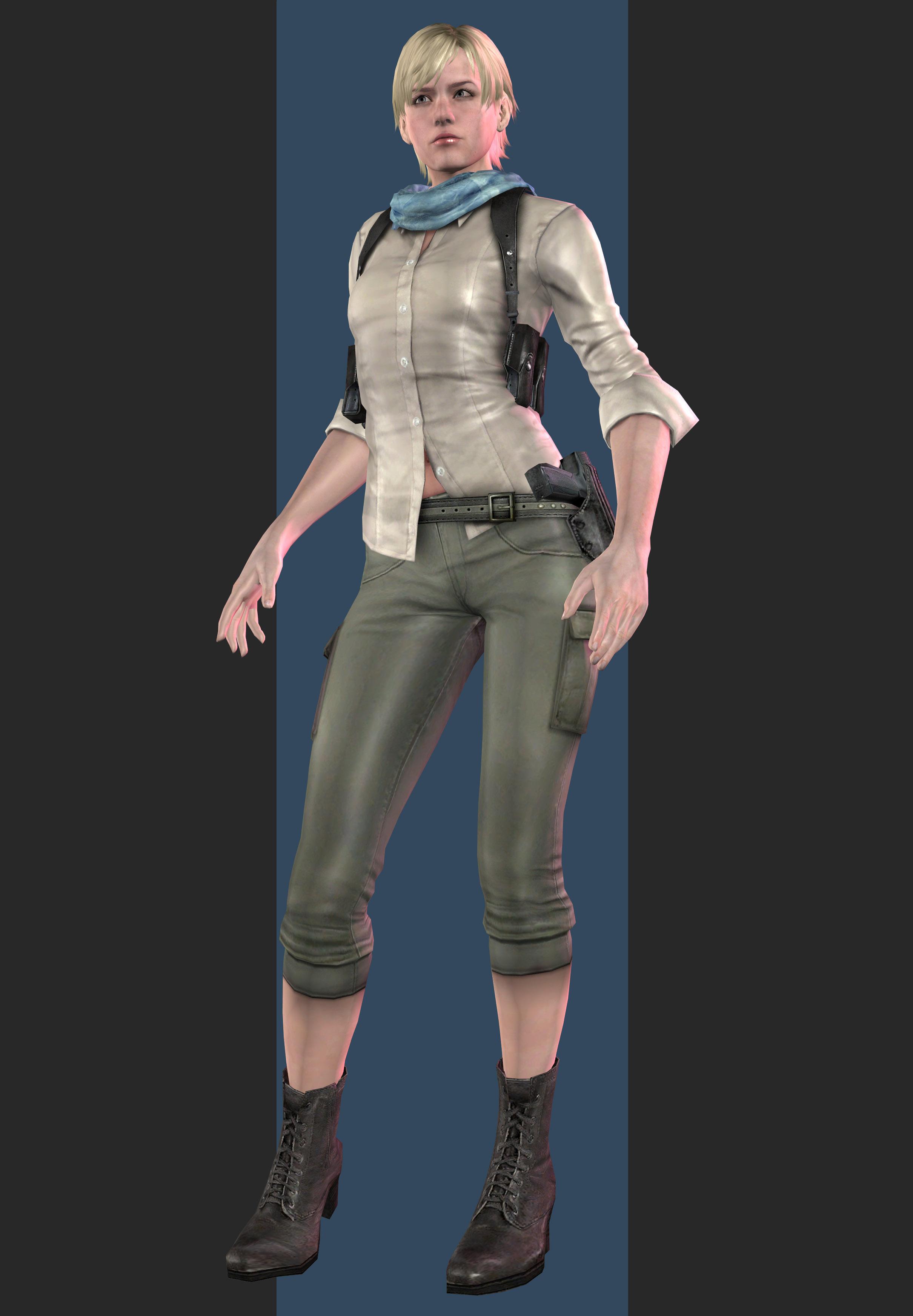 GTA-SA-Modificaciones: Skin Sherry Birkin Fairy mod GTA SA