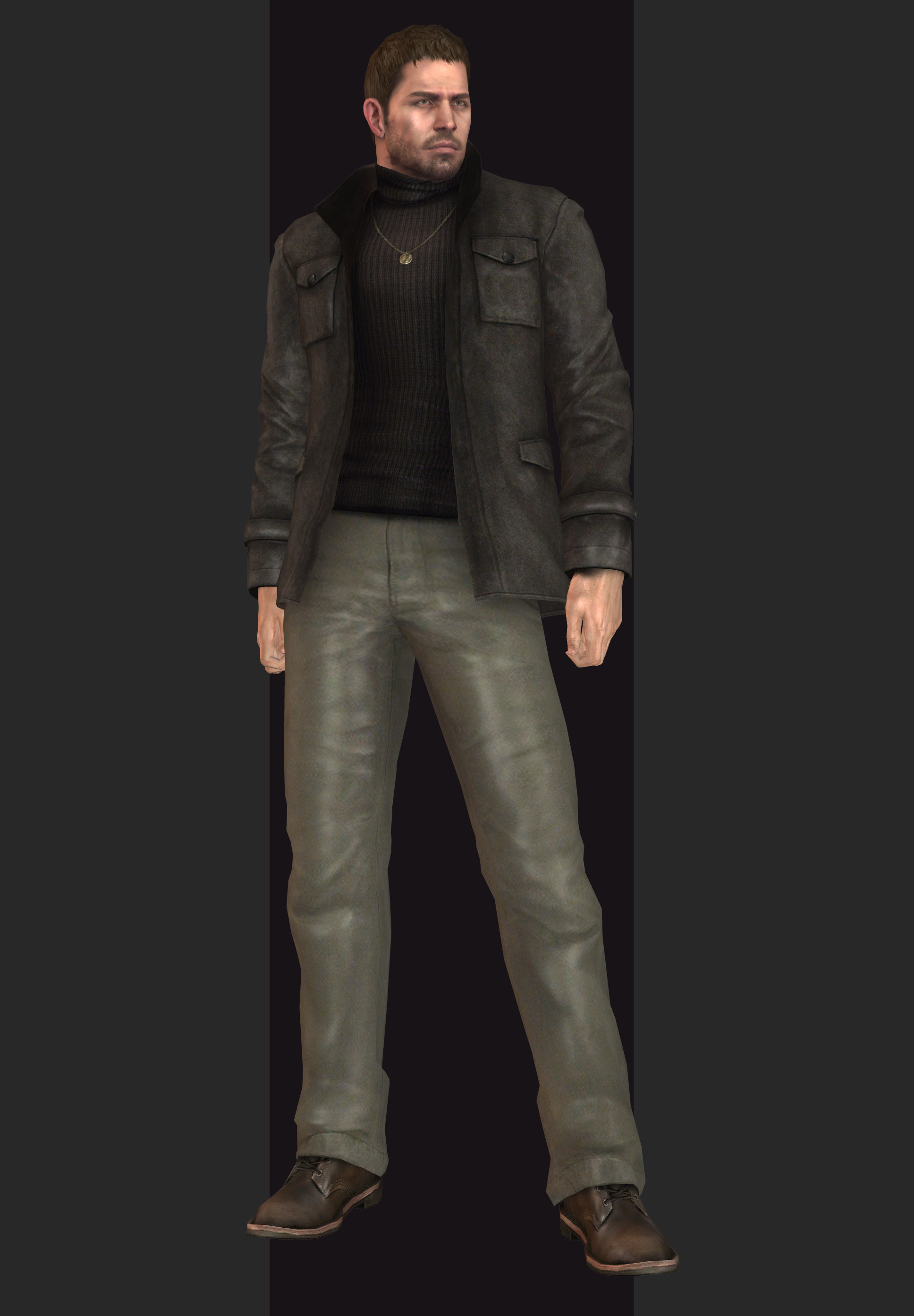 Xps Re6 Chris Redfield Personal Outfit By Henryque999 On Deviantart