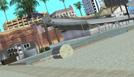 XPS - GTA SA - Santa Maria Beach